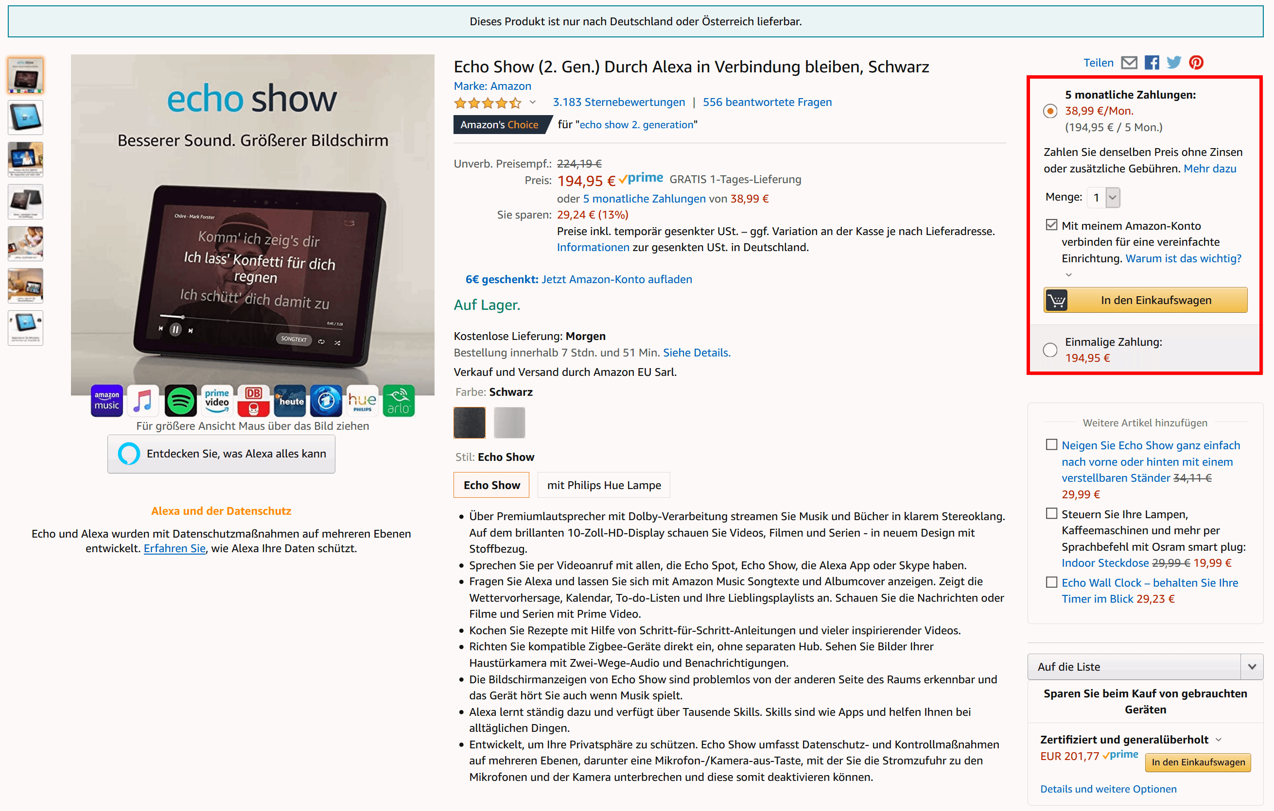 amazon ratenzahlung » tipps & tricks zum amazon ratenkauf